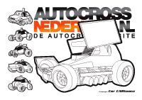 Kleurplaten Autocross.Autocrossnederland Nl